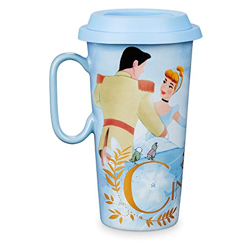 Disney Cinderella Ceramic Travel Mug