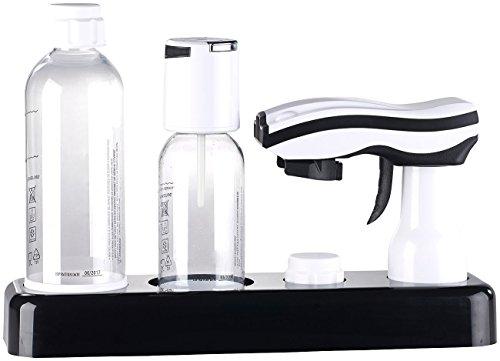 Rosenstein & Söhne Wassersprudler: Getränke-Sprudler für Soda-Wasser, Softdrinks, Saft-Schorle, Limonade (Getränkesprudler)