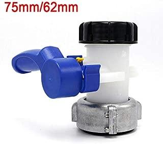 Connettore spinato SENRISE 6-12 mm in ottone massiccio dritto per tubo spinato//adattatore connettore per carburante gas e olio acqua ottone