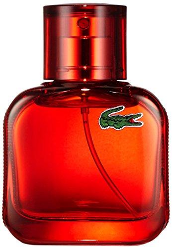 Lacoste L 12 Rouge homme/men, Eau de Toilette, Vaporisateur/Spray 30 ml, 1er Pack (1 x 30 ml)