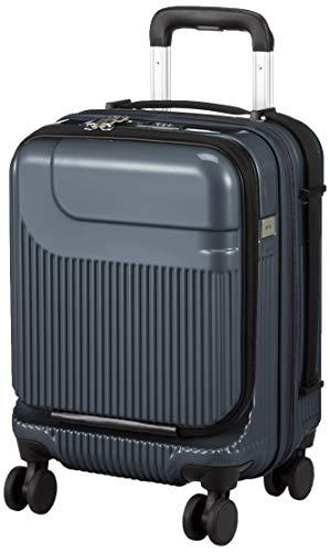 [エース トーキョー] スーツケース ロカベル 45 cm ガンメタル