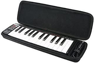 khanka Hard Case for Akai Professional LPK25 | 25-Key Ultra-Portable USB MIDI Keyboard Controller