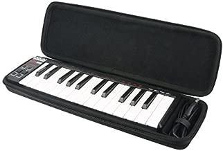 khanka Hard Case for Akai Professional LPK25   25-Key Ultra-Portable USB MIDI Keyboard Controller