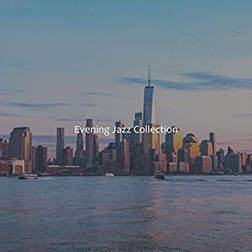 Tranquil Jazz Duo - Background for Midtown