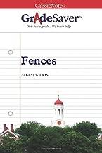 GradeSaver(TM) ClassicNotes: Fences