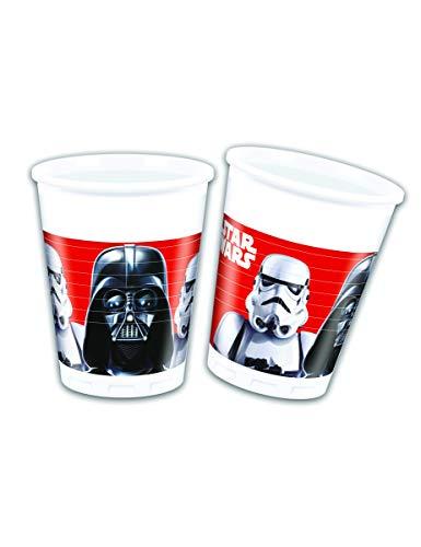 Disney 53858 Star Wars - Vasos...