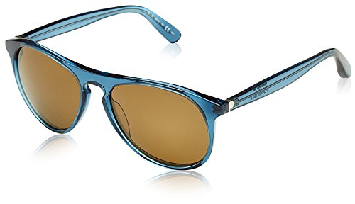Polaroid PLP-101-YF9-L Gafas de sol, Azul, 56 Unisex