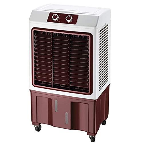 Angelay-Tian Fanrefrigerazione di Raffreddamento Ad Aria Evaporativo Portatile Fanrefrigeration/Umidificazione/velocità del Vento E Direzione del Vento Sono Regolabili per Uso Domestico E Ufficio