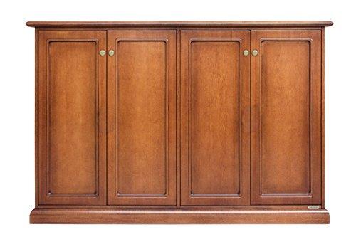 Arteferretto Schuhschrank mit Türen Maxi 160 cm