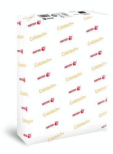 Xerox Colotech+ - Premium Papier, 300 g/m², SRA3, 125 Blatt, Weiß
