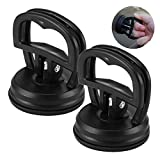 haoyehome Suction Cup Dent Puller for Car, Handle Lifter, Car Dent Puller Powerful Traceless, Dent Removal for Cars, Glass, Tiles, Mirror Lifting and Objects Moving, 2 Pack