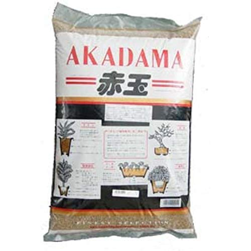 Planeta Huerto Bonsái Akadama Standard Extra Quality 14L