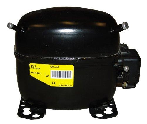 Kompressor Danfoss SC-15CL, R404a/R507, 15.28 cm3