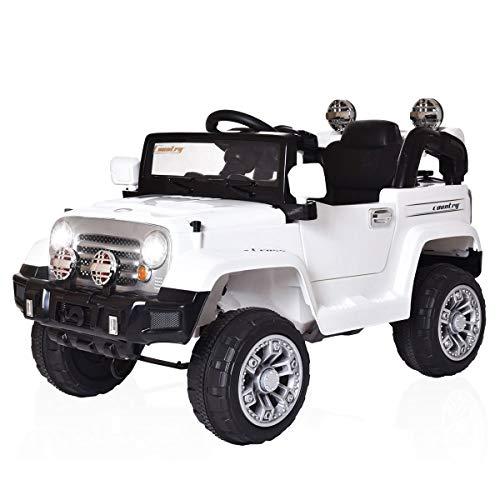 TOBBI Kids Ride on Truck Style...