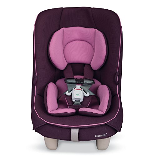 Combi Coccoro Streamlined Lightweight Convertible Car Seat | 3 Across In Most Vehicles | Ideal for...
