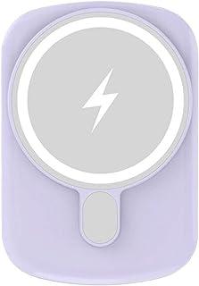 SUYING Frostad magnetisk powerbank 10 000 mah, 20 w Pd snabb mobiltelefonladdare för magsäkert externt batteri, kompatibel...
