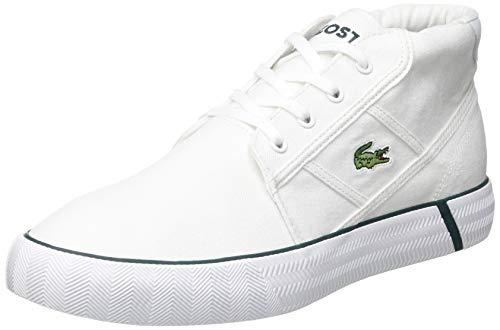 Lacoste Herren Gripshot Chukka 07211 CMA Sneaker, Wht Dk Grn, 43 EU
