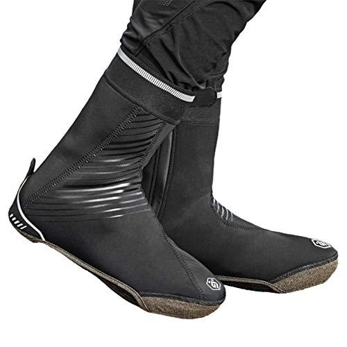 Cubrezapatillas De Ciclismo, Cubrezapatillas Impermeable Para Lluvia Cubrezapatos Térmicos De Invierno Para Bicicleta Forro Térmico De Montaña Cubre Zapatos Para Bicicleta De Carretera Cubrezapatos