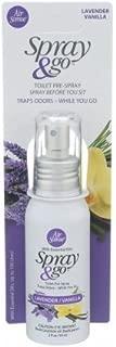 Air Scense Spray & Go - 6 Pack (Lavender Vanilla)