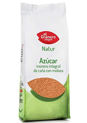 GRANERO AZUCAR Moreno DE CAÑA Integral con MELAZA 1 Kg, No aplicable
