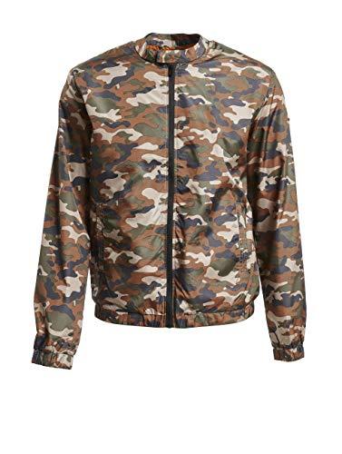 ONLY & SONS Herren Bomberjacken onsAnthoney Camouflage M