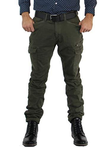 REDSKINS-PAF - Pantalon Patrouille de France ref_47857 Olive - 33