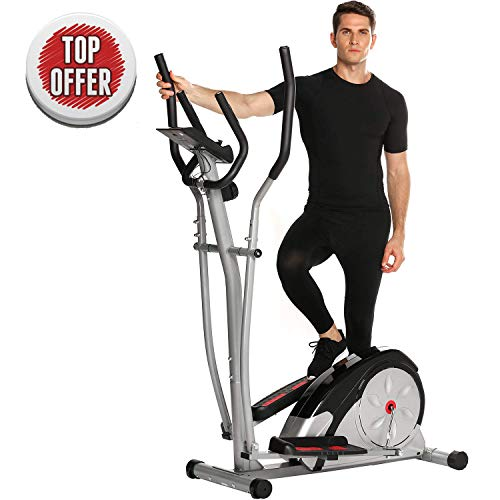 ncient Elliptical Machine Eliptical Trainer Exercise Machine for Home Use Magnetic Smooth...