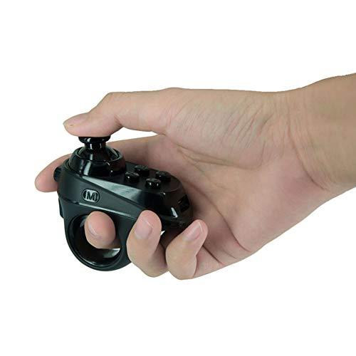 DZSF Mini Ring Bluetooth Nachladbare Drahtlose Einhändig VR Fern Game Controller Joystick Gamepad Für Android 3D-Brille