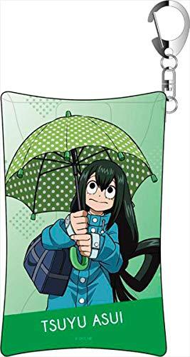 僕のヒーローアカデミア クリアマルチケース 蛙吹梅雨(雨の日)