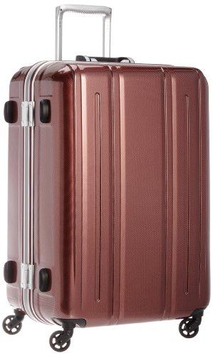 エバウィン 軽量スーツケース Be Light 静音キャスター 82L 63 cm 4.2kg