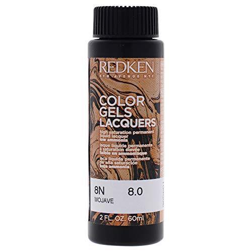 Permanent Dye Color Gel Redken