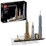 LEGO 21028 Architecture NewYork, Ensemble de Construction - 598 pièces