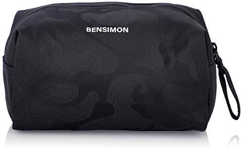 Bensimon Low UTIL Pocket, Camo Sport Donna, Marine, TU