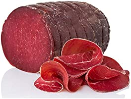 Bresaola Punta d'Anca Salumi Pasini® | Metà | 1.6 kg | Senza Glutine e Lattosio
