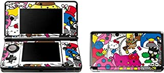 Skinit Hello Sanrio Friendship Road Skin for 3DS (2011) - Officially Licensed Sanrio Gaming Decal - Ultra Thin, Lightweight Vinyl Decal Protection
