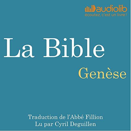 La Bible : Genèse audiobook cover art