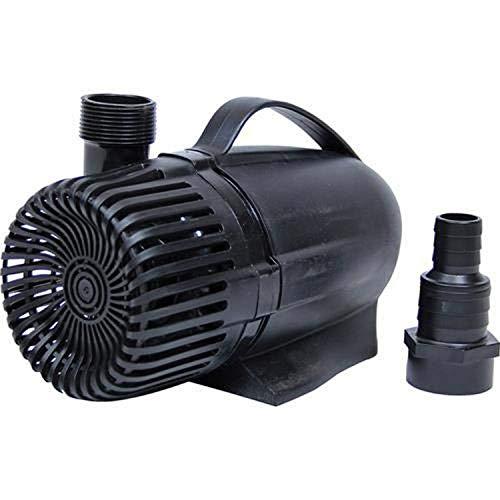 POND BOSS 871980012884 032281 Waterfall Pump, 3750 GPH