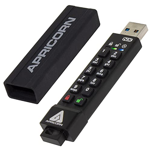 Apricorn Aegis Secure Key 3 NX 32GB 256-Bit...