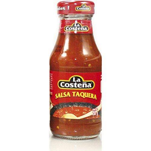 La Costena Salsa Taquera Sauce - 250g