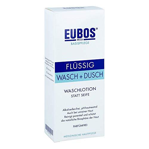 EUBOS FLÜSSIG blau unparfüm. 200 ml Flüssigkeit