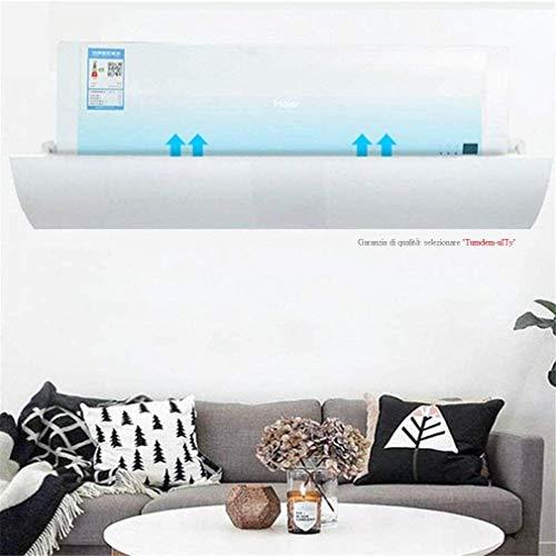 Aria Condizionata Vento Deflettore Condizionatori a parete Anti Diretto Blowing a Scomparsa condizionatore d\' Aria Shield