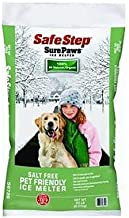 North American Salt 56720 Sure Paws Ice Melter, 20-Pound