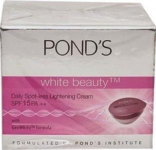 2 Pack of POND'S White Beauty Lightening Cream 35 gms each (Total 70 gms)