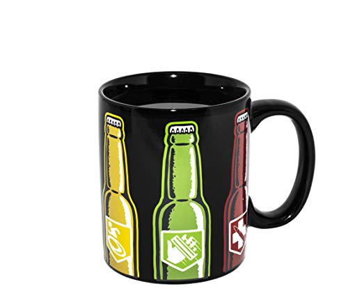 Call of Duty Thermoeffekt -Tasse Epic Six Perks