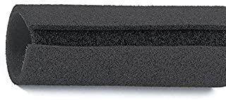 Grip-Tek Foam Grip Wrap – Large NPVC Foam Handle Covers for Fitness, Home, Lawn and Garden, Automotive Applications, and More - 21.75 Length (Pack of 1)