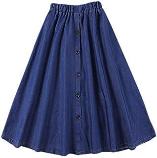 5ab9d1cf389bc8 Amazon.fr : jeans - Jupes / Femme : Vêtements