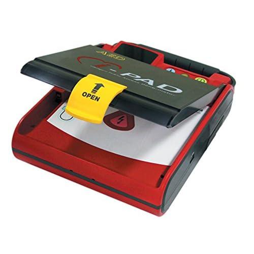 I-Pad Defibrillatore Esterno Semiautomatico, in caso di Fibrillazione Ventricolare e Tachicardia Ventricolare.