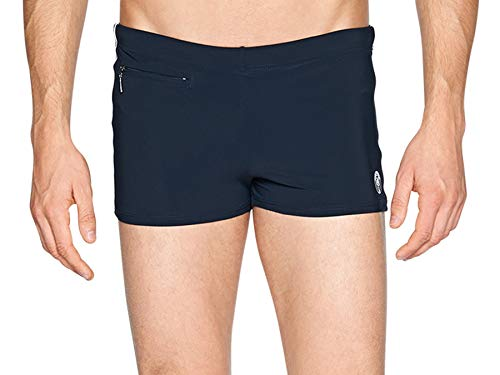 Marc O\'Polo Body & Beach Herren Badeshorts Bade-Shorts (Chilli Rot 518), Medium