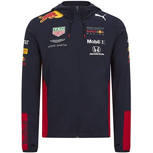 Red Bull Racing Official Formula one 2020 F1™ - Team Sweatshirt mit langem Reißverschluss - XXL