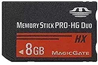 Memory Stick pro Duo 8GB (HX) PSP1000 2000 3000